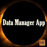 data manager app