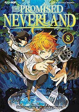 The promised Neverland: 8 (J-POP)