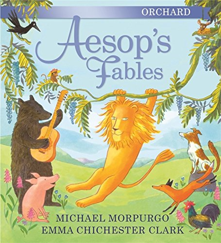 Orchard Aesop's Fables (Orchard Book of) por Michael Morpurgo