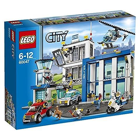 LEGO City 60047 - Ausbruch aus der