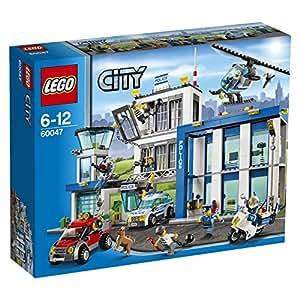 LEGO City - 60047 - Jeu De Construction - Le Commissariat De Police