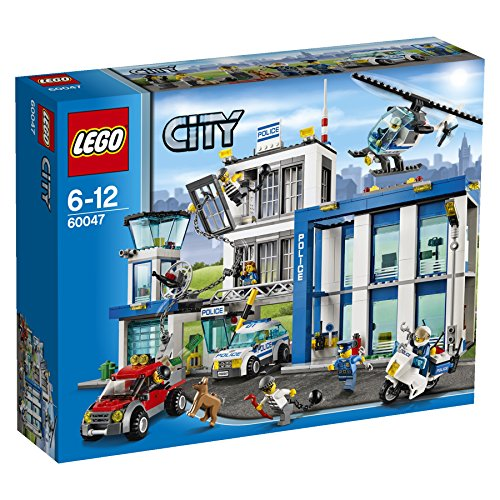 LEGO City - 60047 - Jeu De Construction - Le Commissariat De Police
