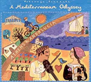 Athens to Andalucia (a Mediterranean Odyssey)