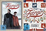 Fargo Staffel 1+2 / DVD Set