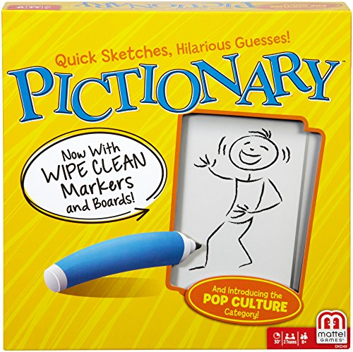 Pictionary DKD49 Board Game
