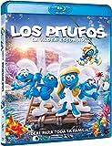 Los Pitufos: La Aldea Escondida [Blu-ray]