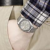 Seiko Herren-Armbanduhr 5 Gent Analog Automatik Edelstahl SNXS75K - 6