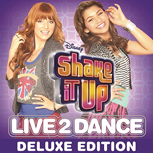 Shake It Up: Live 2 Dance (Deluxe Edition) (Shake It Up Mp3)