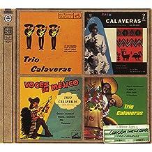 """Trío Calaveras """"Ep's 45 rpm"""""""