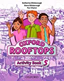 Rooftops 5. Activity Book - 9780194503686