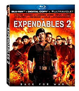 Expendables 2   [US Import] [Blu-ray] [2012] [Region A]
