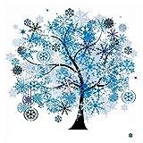 Fairylove 12 × 12 Diamant Malerei Kit voller vier Jahreszeiten Baum Kreuzstich Kit Handarbeiten handgemachte Stickerei
