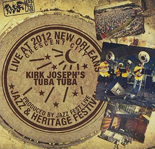 Preisvergleich Produktbild Live at Jazzfest 2012