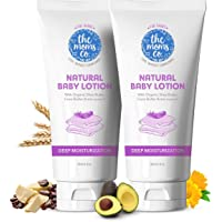 The Moms Co Baby Lotion 50ml (Pack of 2)