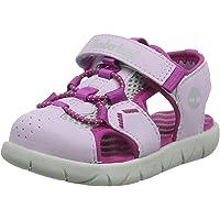 Timberland Unisex's Perkins Row Fisherman (Toddler) Closed Toe Sandals