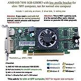 AMD Radeon HD 74501GB Grafikkarte-bd3a75* * * verwendet * * *