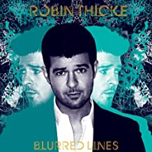 Robin Thicke - Blurred Lines (Deluxe Edition) (韓国盤)