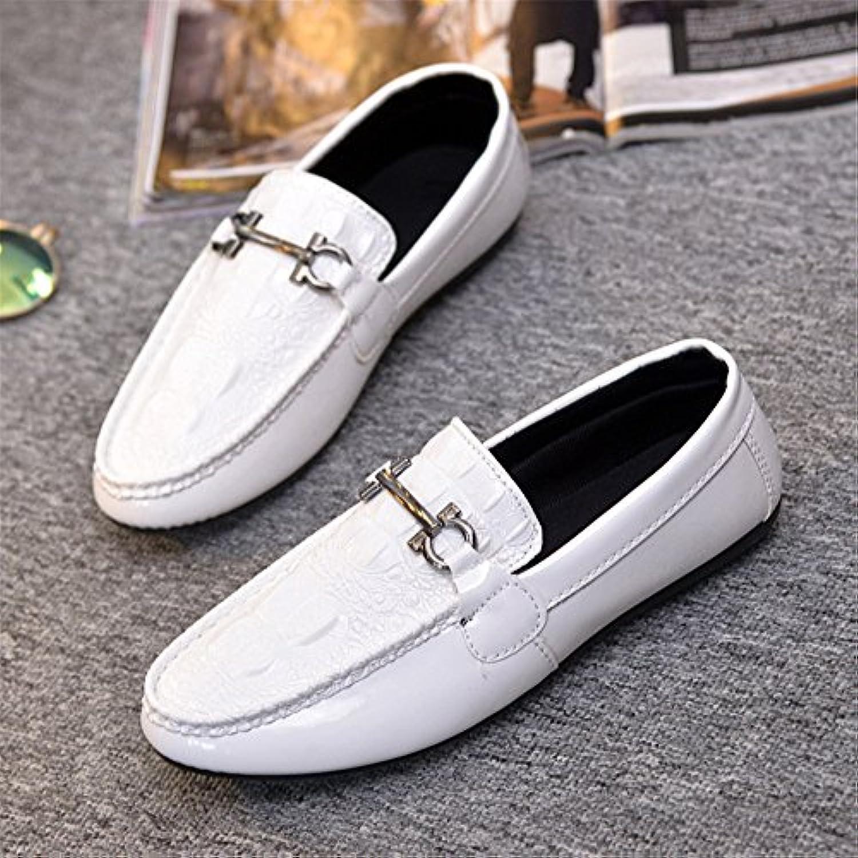 Gli Gli Gli sport  scarpe di uomini sport casual scarpe air piselli scarpe, pigro scarpe,bianca,41   Eleganti  cd074d