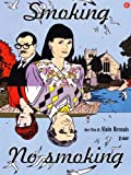 Alain Resnais - Smoking / No Smoking (2 DVD)