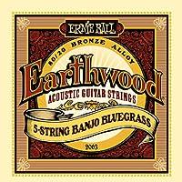 Ernie Ball EB2063 - Cuerdas para guitarras