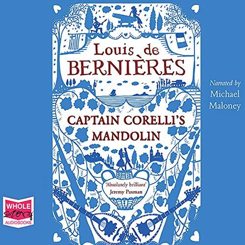 Captain Corelli's Mandolin par Louis de Bernieres