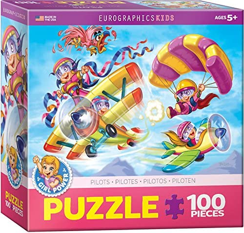 Eurographics Puzzle 100 Pc - - Pc Aviators