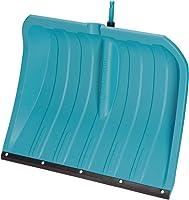 GARDENA combisystem-Schneeschieber KST 50: Schneeschaufel, abriebfeste Kunststoffkante, leichtes Kunststoffblatt, bis -40°C kälteschlagfest, Arbeitsbreite 50 cm (3241-20)