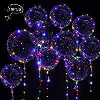 Toyland® LED Balloons Pack Of 10 - Party Supplies - Party Decoration