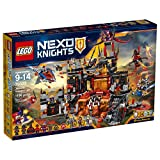 LEGO Nexo Knights 70323 Jestro's Volcano Lair Building Kit (1186 Piece) by LEGO