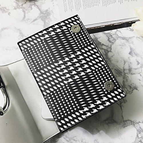 Weibliche Kette kleine quadratische paket mode Druck Schulter diagonale paket Foto Farbe
