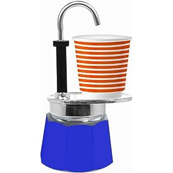 Bialetti Espressokocher, Blau