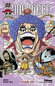 One Piece Edition originale MERCI POUR TOUT