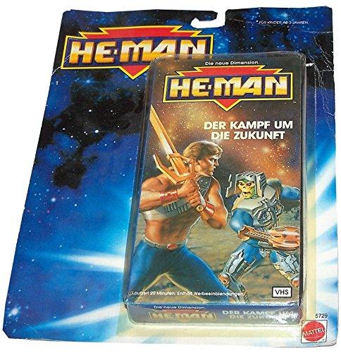 *Vintage* HE-MAN New Adventures (MASTERS OF THE UNIVERSE) Promo Video HE-MAN - die neue Dimension: DER KAMPF UM DIE ZUKUNFT MOC Snake Moc