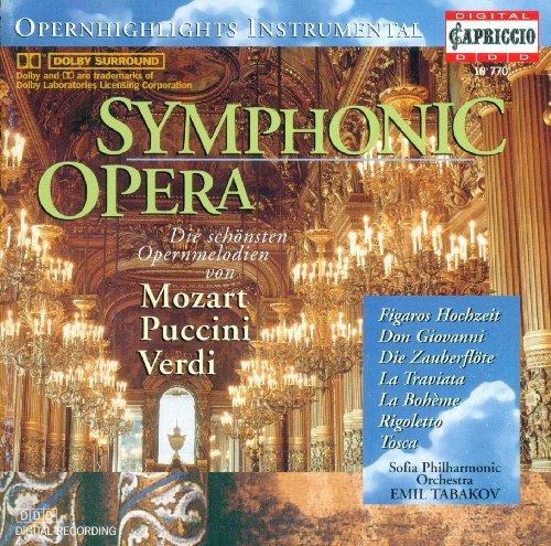 Symphonic Opera [Import USA]