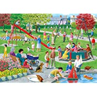 Gibsons 500 XL Pieces Swings and Roundabouts Jigsaw Puzzle