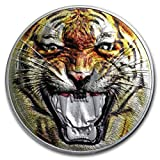 2017 Republic of Tansania Rare Wildlife Series Royal Bengal Tiger 0,999 Pure Silver