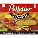 Lu Pain Grillé Au Blé Complet - ( Prix Par Unité ) - Envoi Rapide Et Soignée
