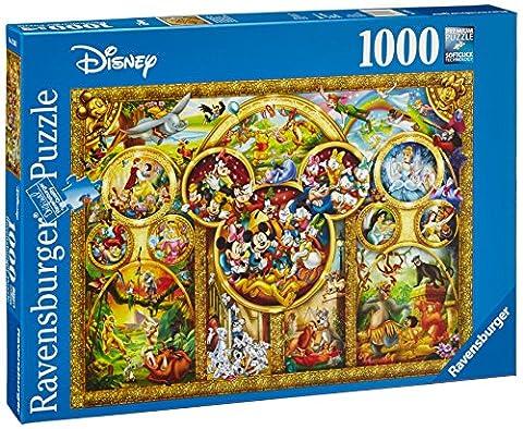 Ravensburger 15266 - Die schönsten Disney Themen