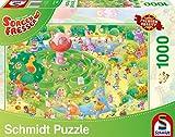 Schmidt Worry Eater nel labirinto, qualità premium, puzzle da pezzi