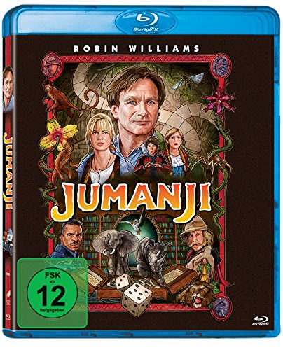 Jumanji [Blu-ray] [Special Edition]