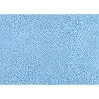 d-c-fix ® plastique autocollant pour surface vitrée Motif gouttelettes d'eau