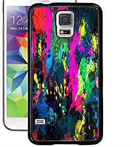 ColourCraft Abstract Image Design Back Case Cover for SAMSUNG GALAXY S5 NEO