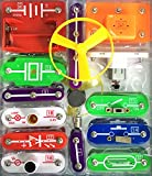 EZLink 58 DIY Circuit Experiments, Science Kits, Electronic Discovery Kit Toy for Kids, Kids Circuits, Kids Circuit Kit, Science Experiments For Kids, Experiments For Kids, Science Experiment Kits For Kids