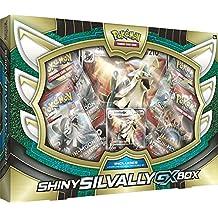 Pokémon poc511Pokemon GX Caja: Plata Colores brillante, juego