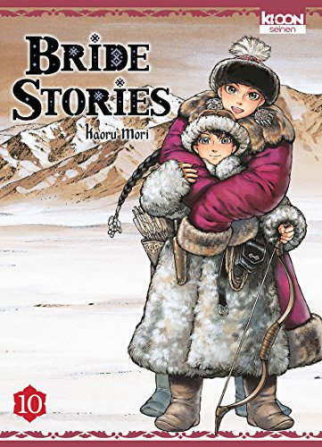 Bride Stories (Tome 10) : Brides stories 10.