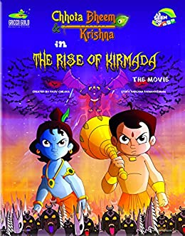 the rise of kirmada chhota bheem and krishna ebook rajiv chilaka