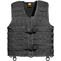 Pentagon Thorax 2.0 MOLLE Chaleco Negro
