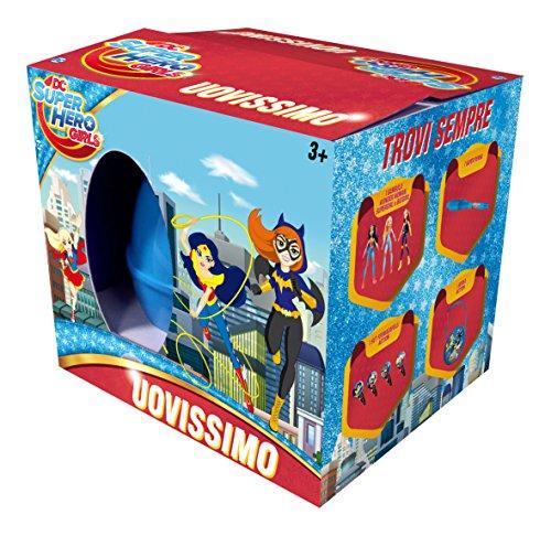 Mattel FNF95 DC Super Hero Girls, Uovissimo, Modelli Assortiti, 1 Pezzo