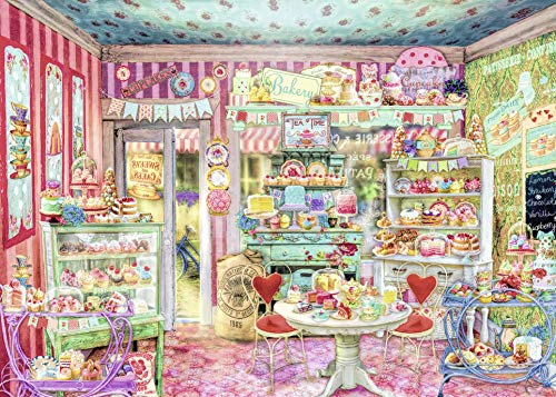 The Candy Shop (Puzzle Candy)