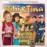 Mädchen gegen Jungs. Das Original-Hörspiel zum Film: Bibi & Tina 3